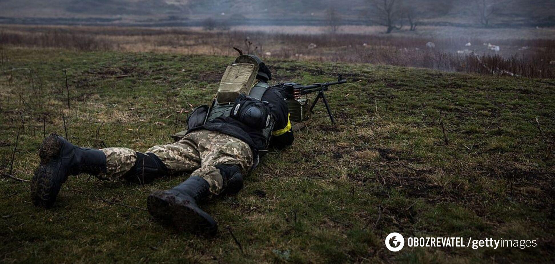 Били з усіх гармат: терористи посилили обстріли позицій ЗСУ на Донбасі