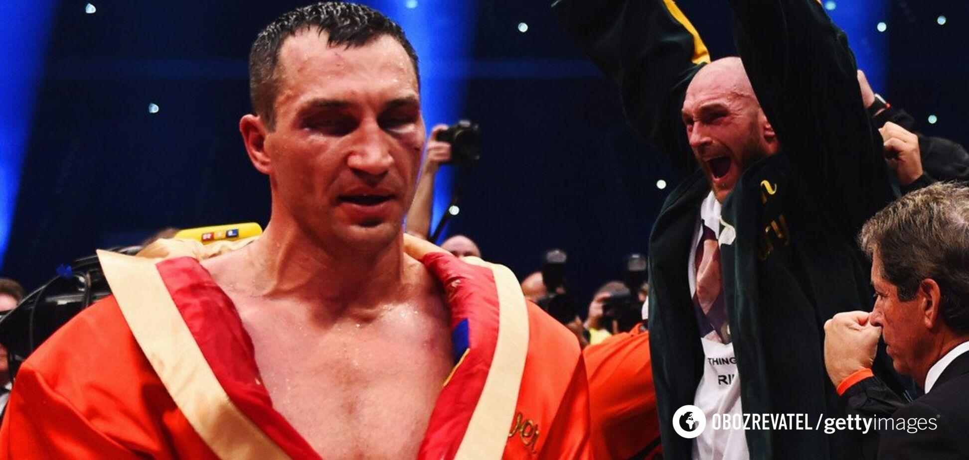'Сойдет в катастрофу': Фьюри сделал сенсационное признание о бое с Кличко