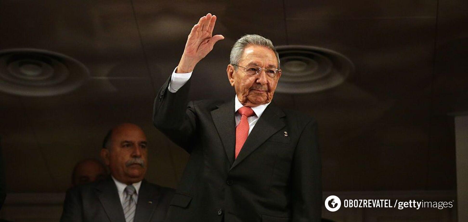 США вдарили жорсткими санкціями по Кастро і його сім'ї: що трапилося