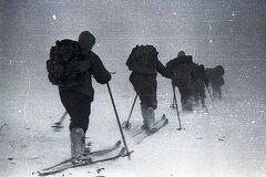 Група Дятлова, архівне фото