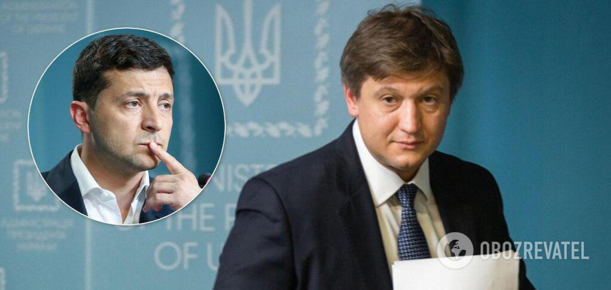 Секретарь СНБО Данилюк подтвердил информацию OBOZREVATEL о своей отставке