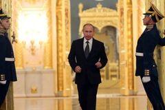 <strong>Путин</strong> вернулся в круг уважаемых людей