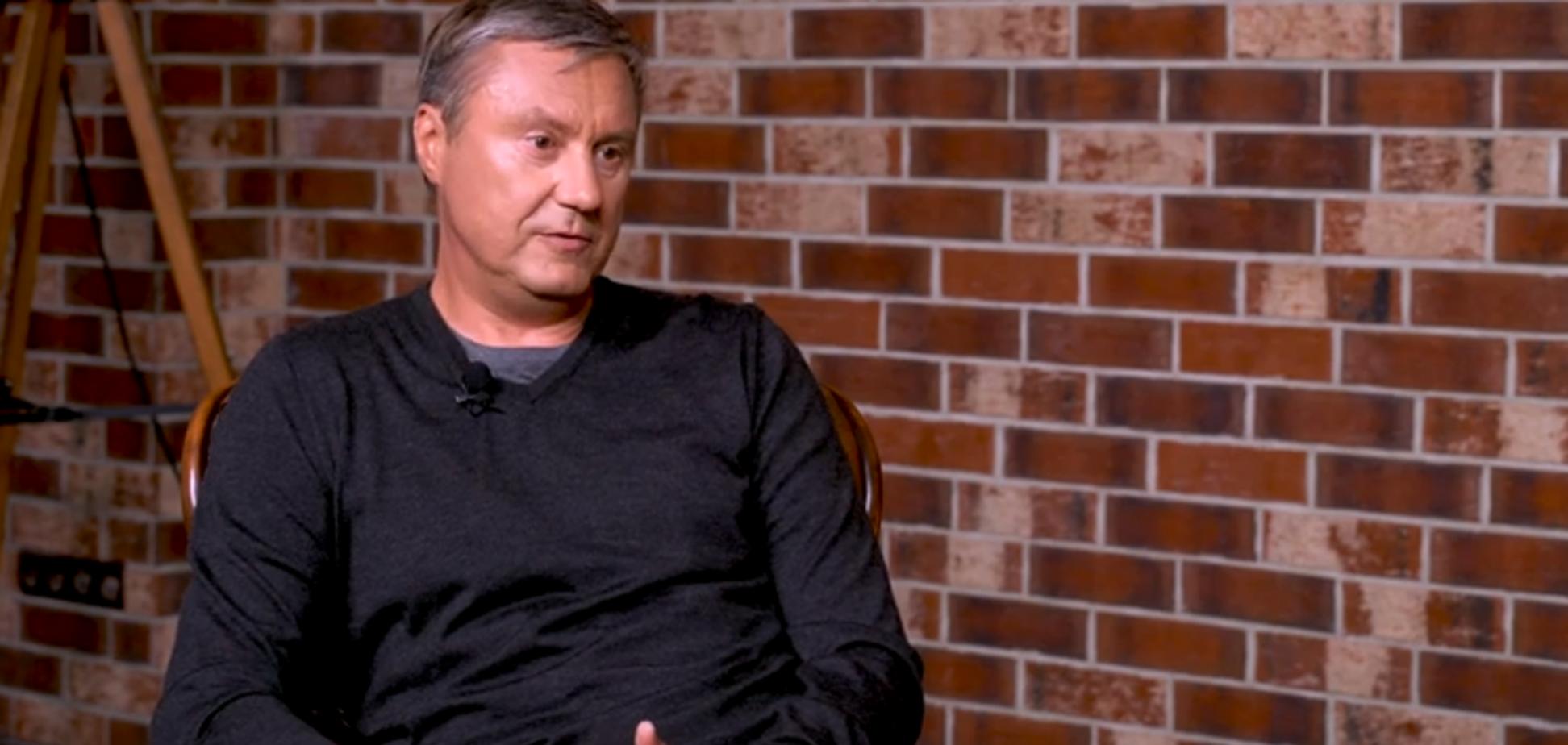 'Ты не уволен': Хацкевич признался, что ему на самом деле сказал Суркис