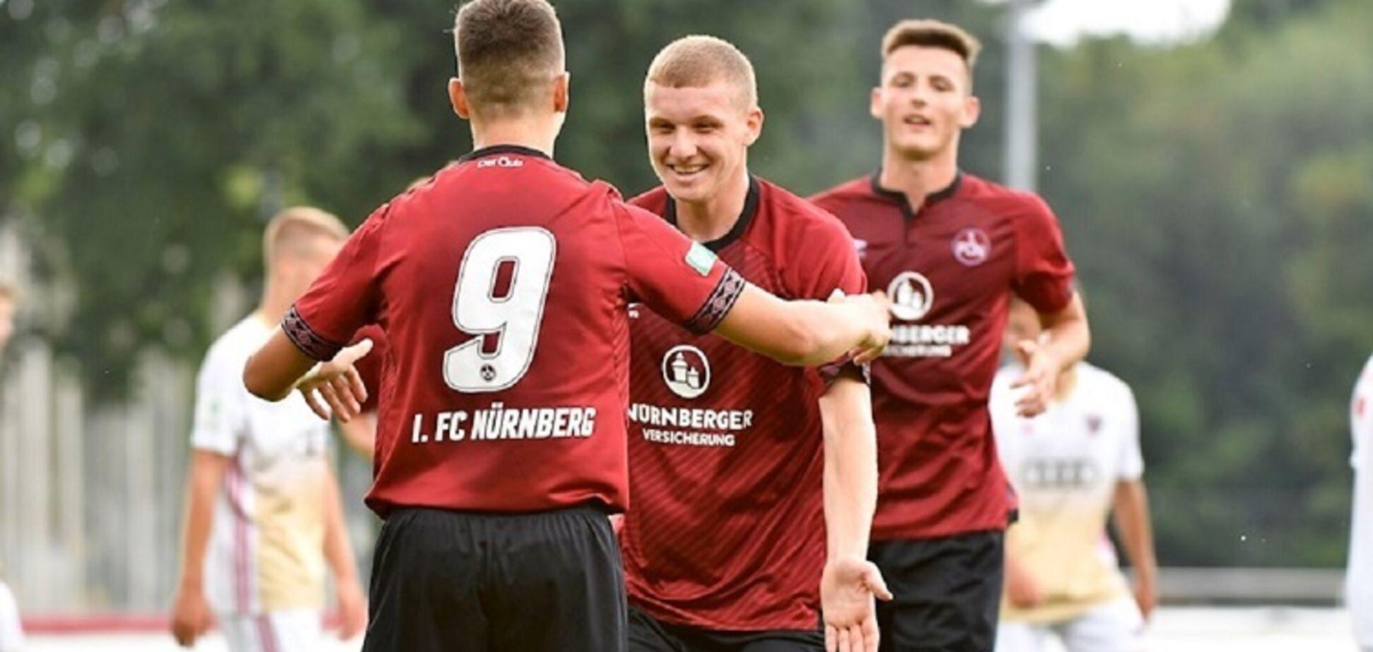 11 голов в трех матчах: украинский нападающий устроил феерию в Германии