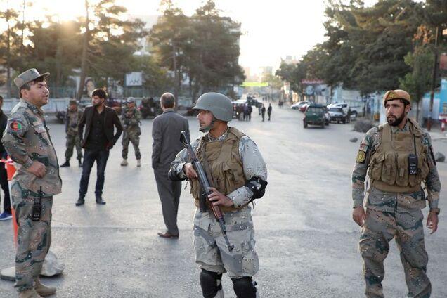 В Афганистане выборы президента превратились в кровавое шоу