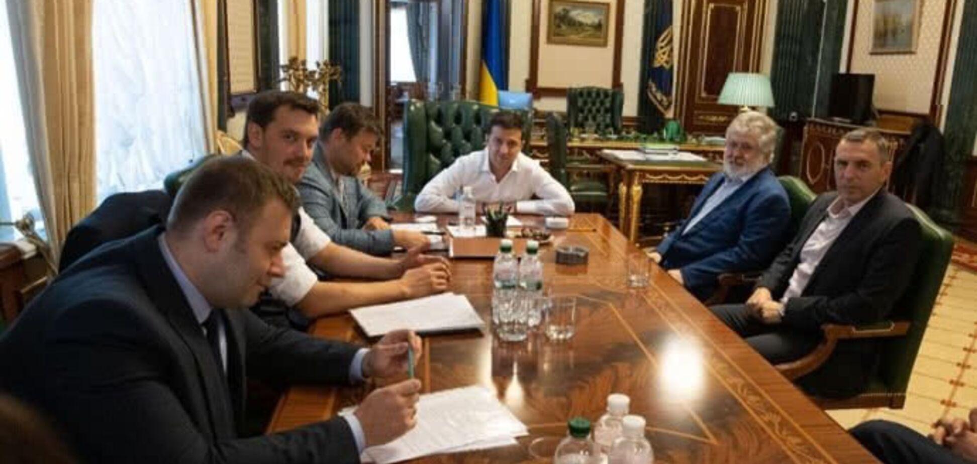 На Западе успех Зеленского связывают с дистанцированием от Коломойского - СМИ