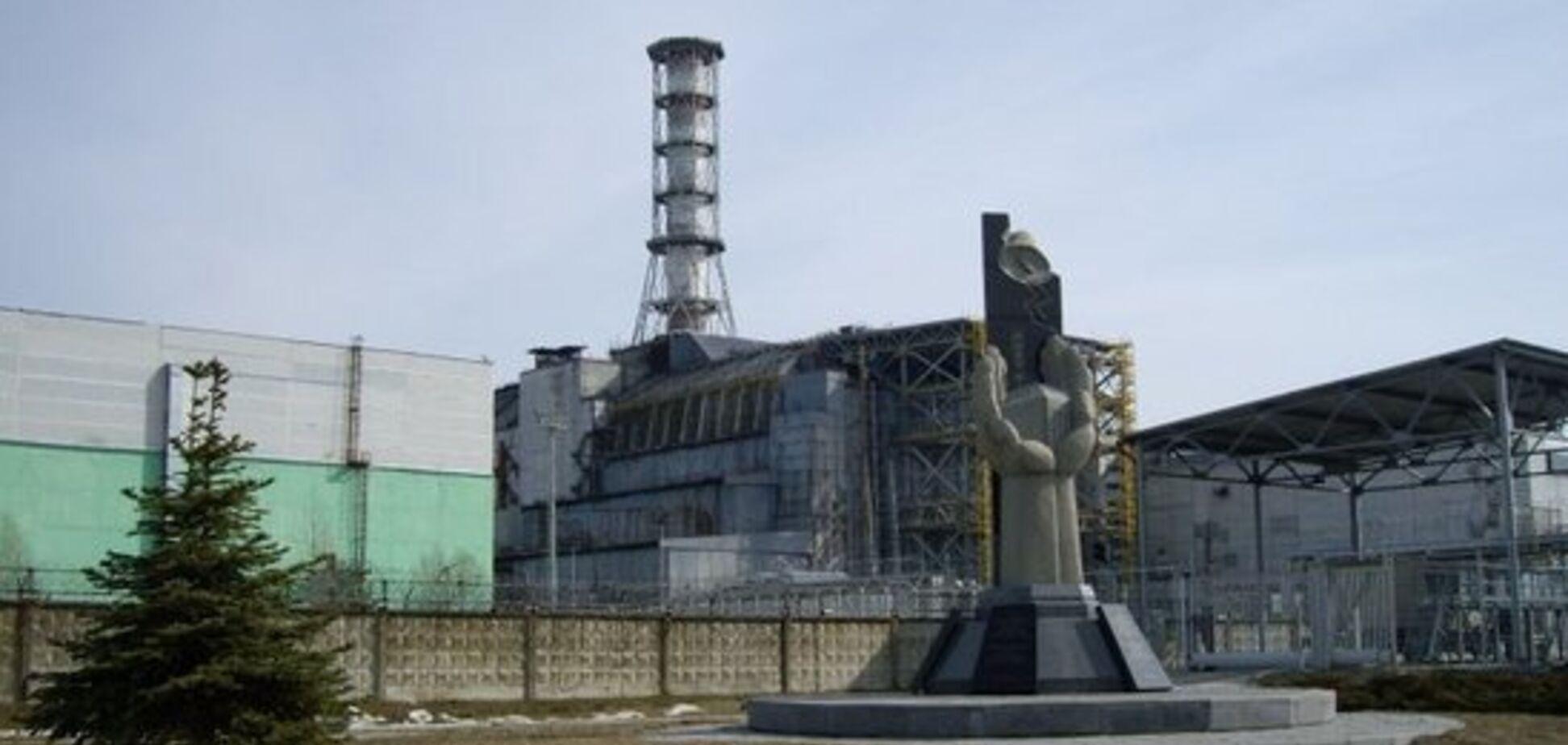 4 реактор Чернобыльской АЭС