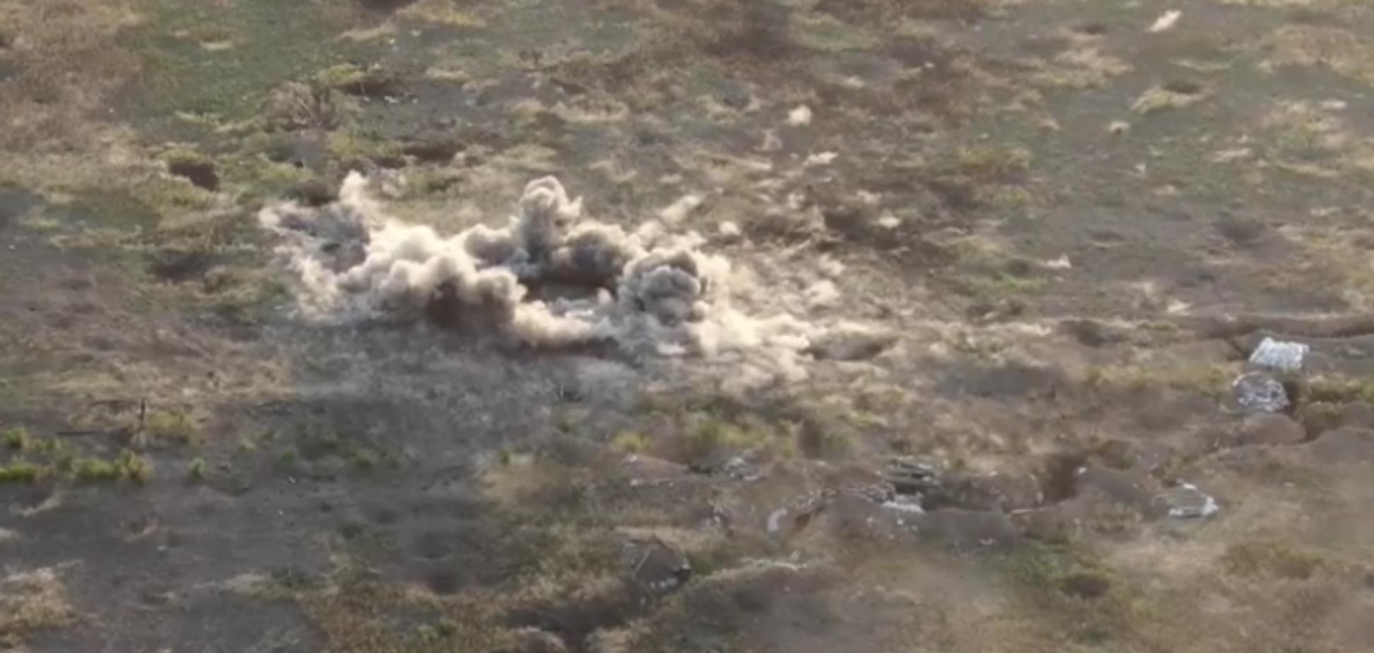 'Принесе перемогу!' У мережі показали відео нищівного удару по 'Л/ДНР'