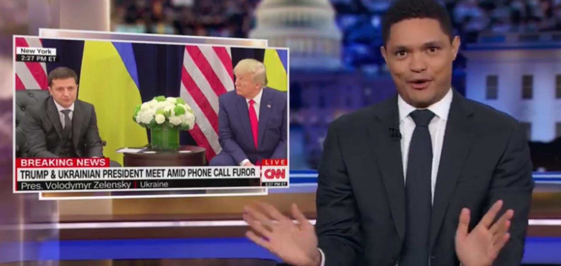 'Чувак під тиском': в США жорстко висміяли Зеленського на зустрічі з Трампом
