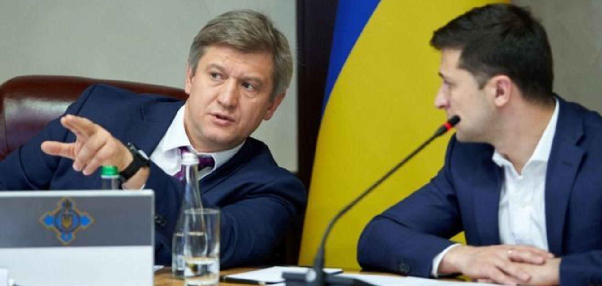 Зеленский принял отставку Данилюка – СМИ