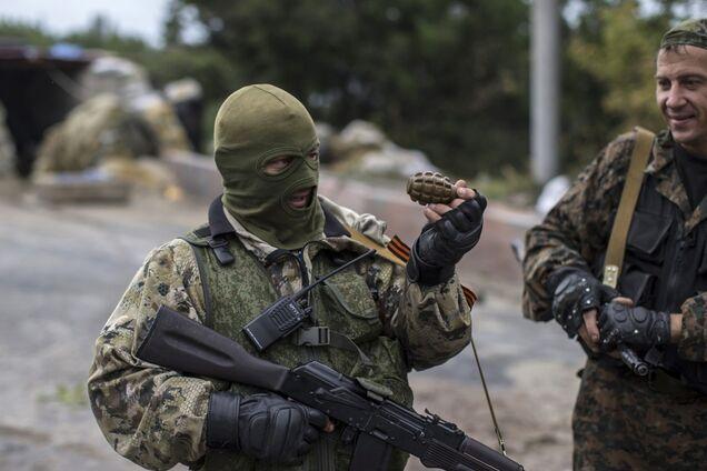 Ілюстрація. Терористи на Донбасі