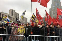 В Москве новый массовый протест: все детали