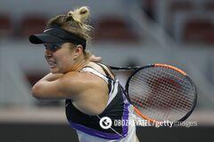 <strong>Світоліна</strong> перевернула матч і здобула драматичну <strong>перемогу</strong> на турнірі в Китаї