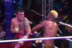 Непобедимого боксера отправили в брутальный нокаут — опубликовано видео
