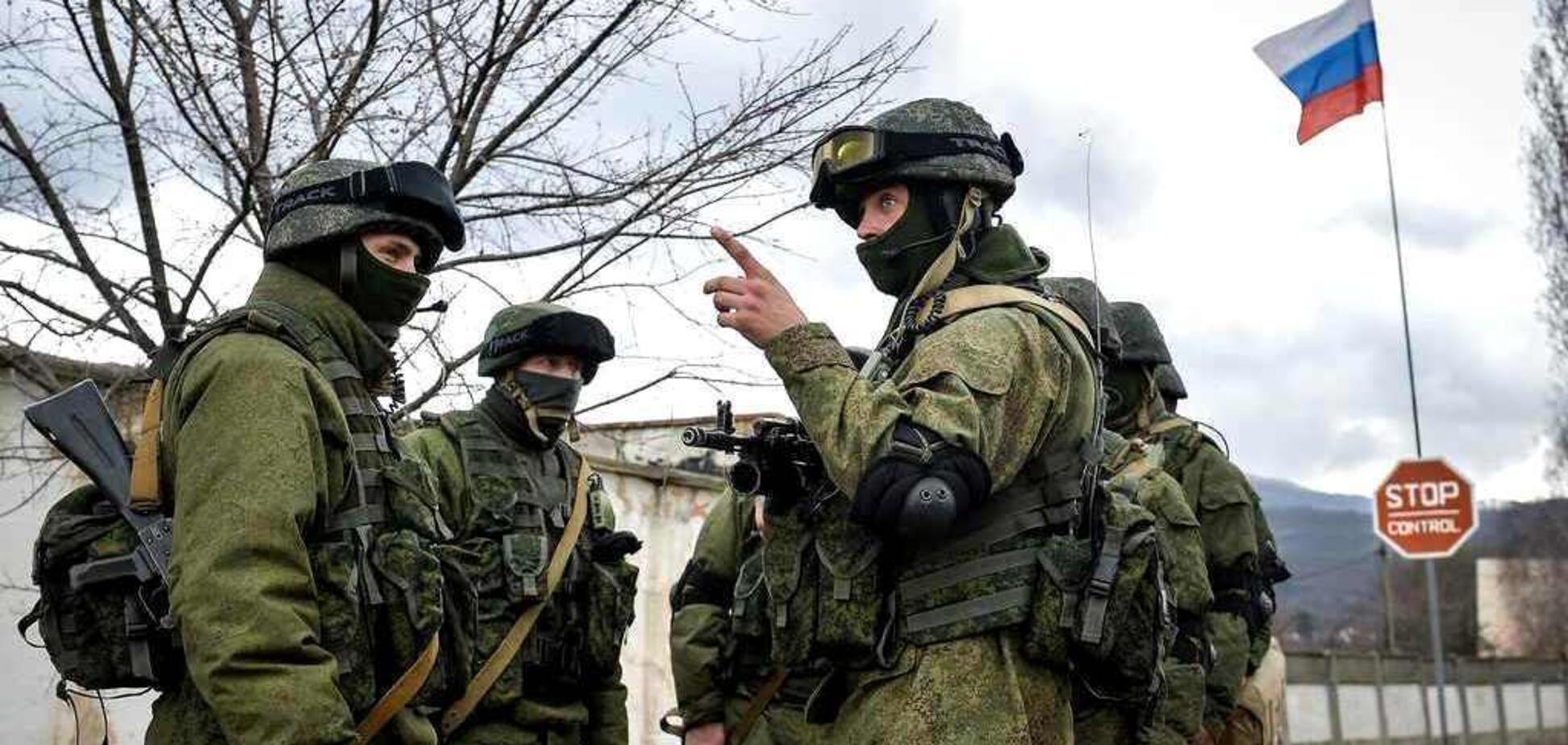 У Криму карають за відмову служити в РФ