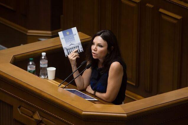 Виктория Сюмар разгромила проект закона о борьбе с дезинформацией