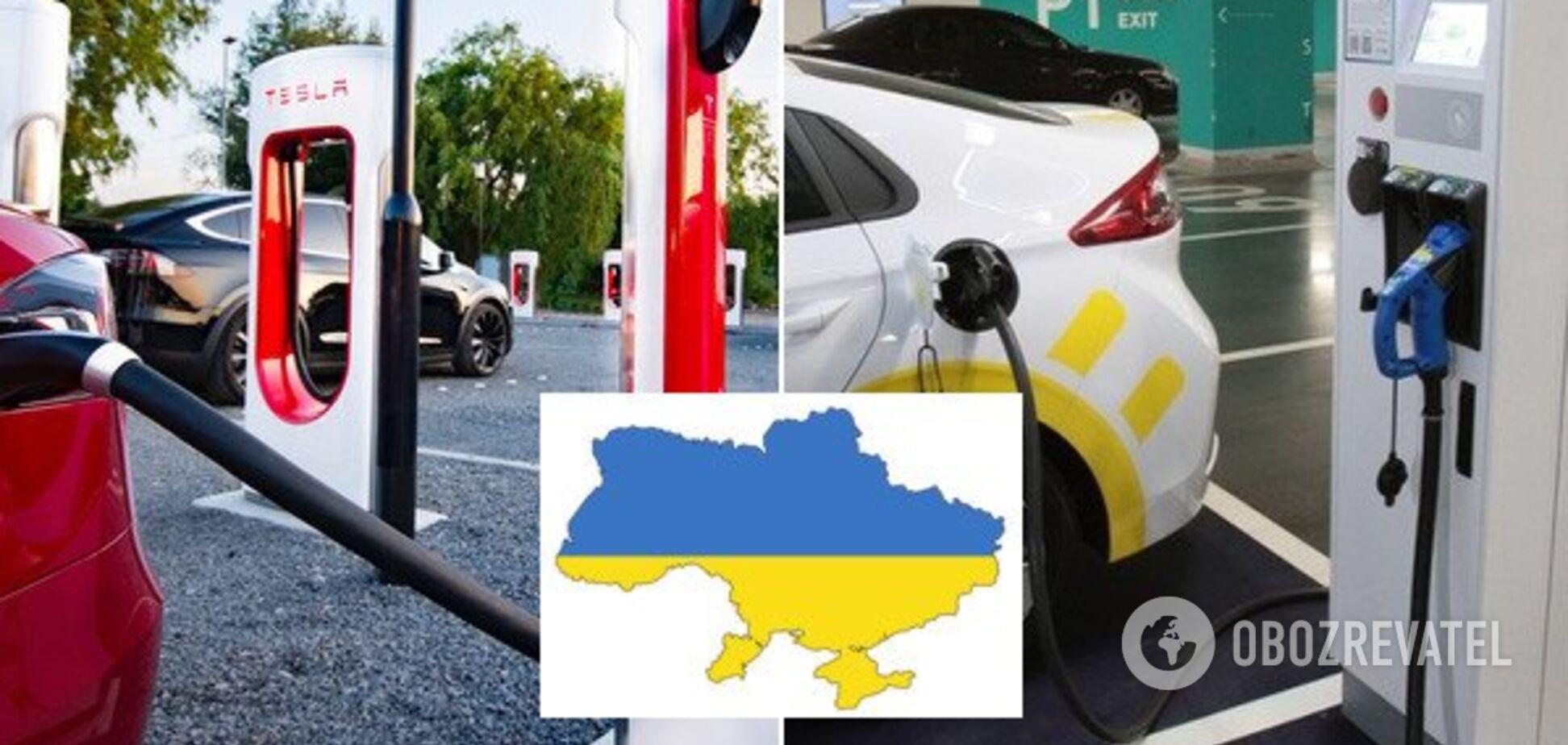 В Україні вибухнув ринок електрокарів: чи витримають зарядки навантаження