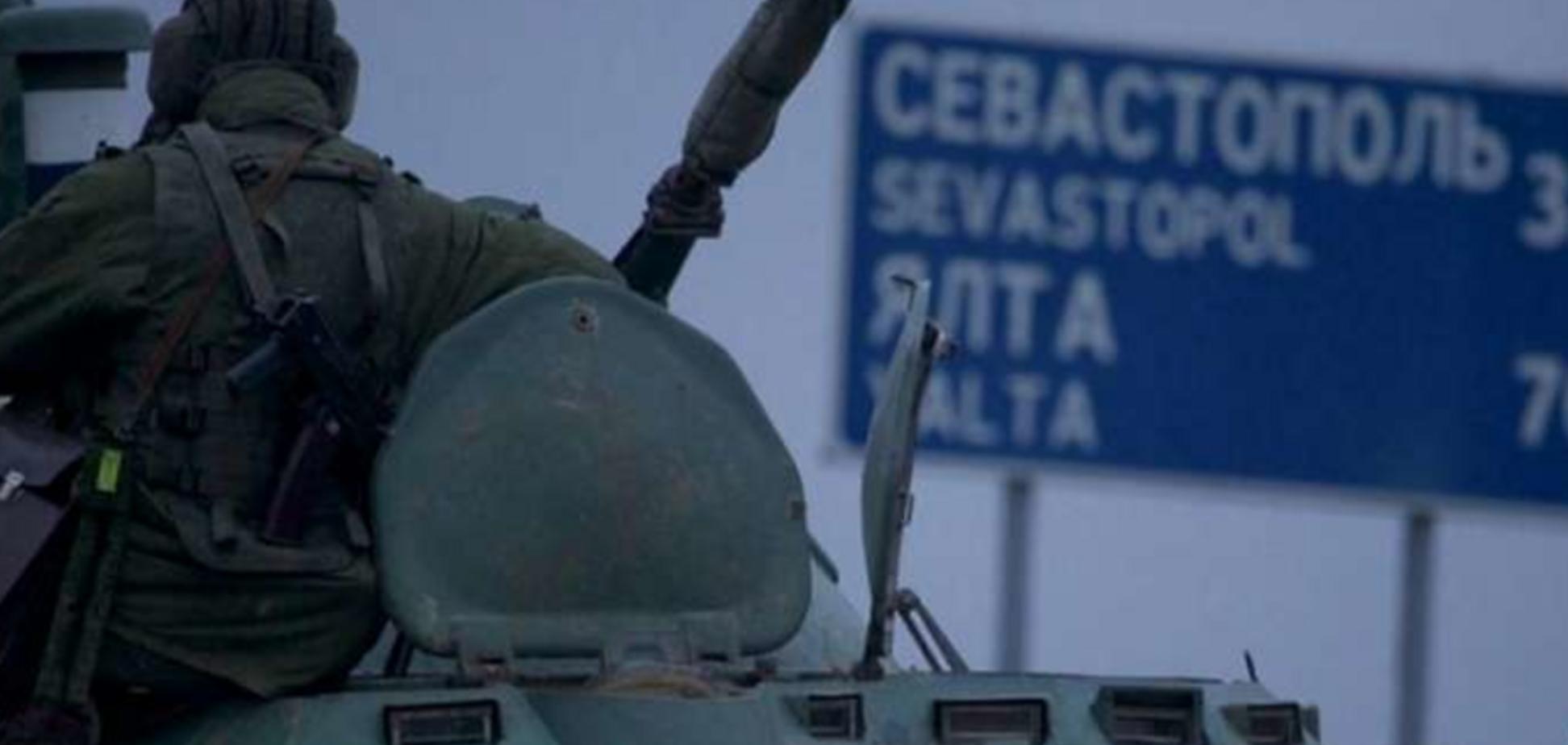 Вдарять із моря і з суші: Росія може вторгнутися до України