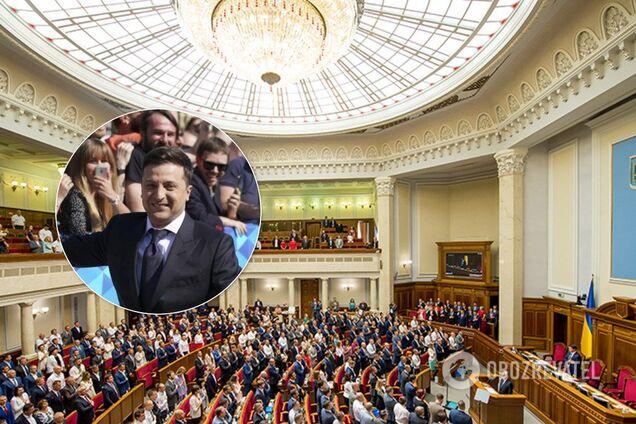 Рада обратилась в КСУ из-за законодательной инициативы для народа