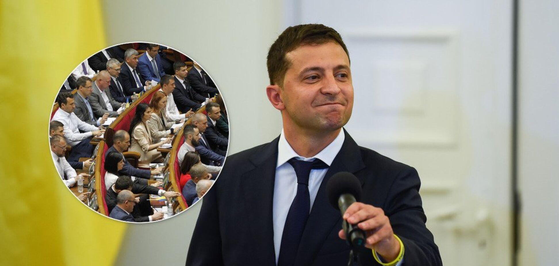 Импичмент с подвохом: почему уволить Зеленского не получится