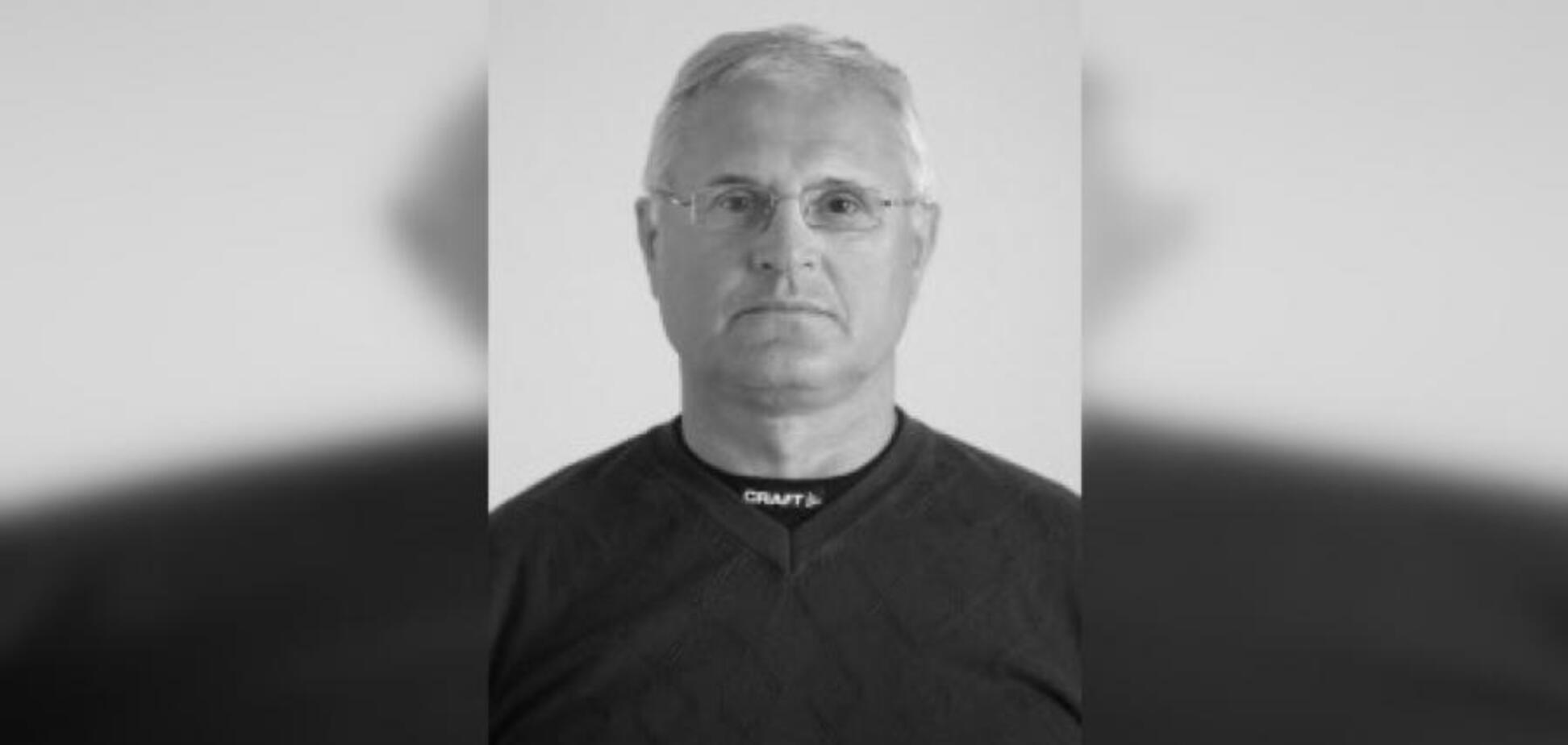 Умер тренер сборной России