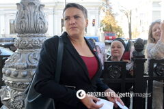 'Селезенку перебью!' Савченко заступилась за сестру, угрожая экс-министру