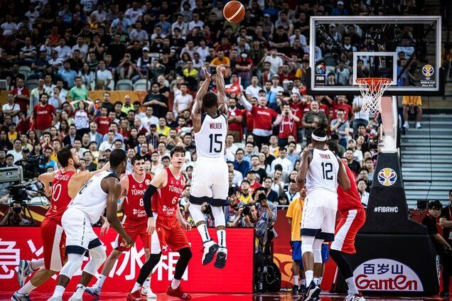 Состоялся самый драматичный матч ЧМ по баскетболу