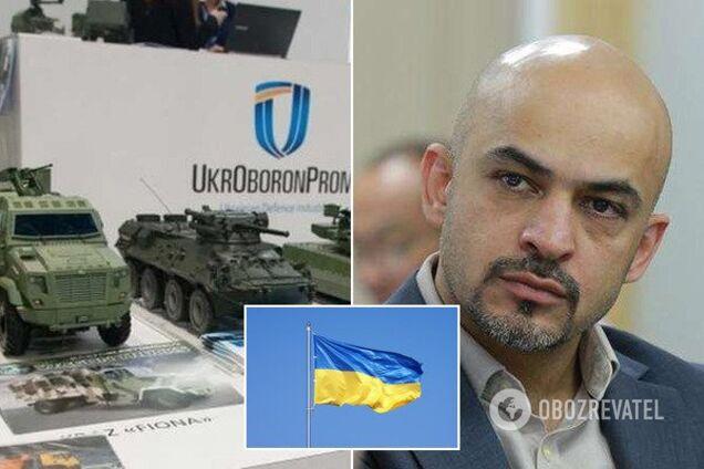 """Мустафу Найема могут взять в """"Укроборонпром"""""""