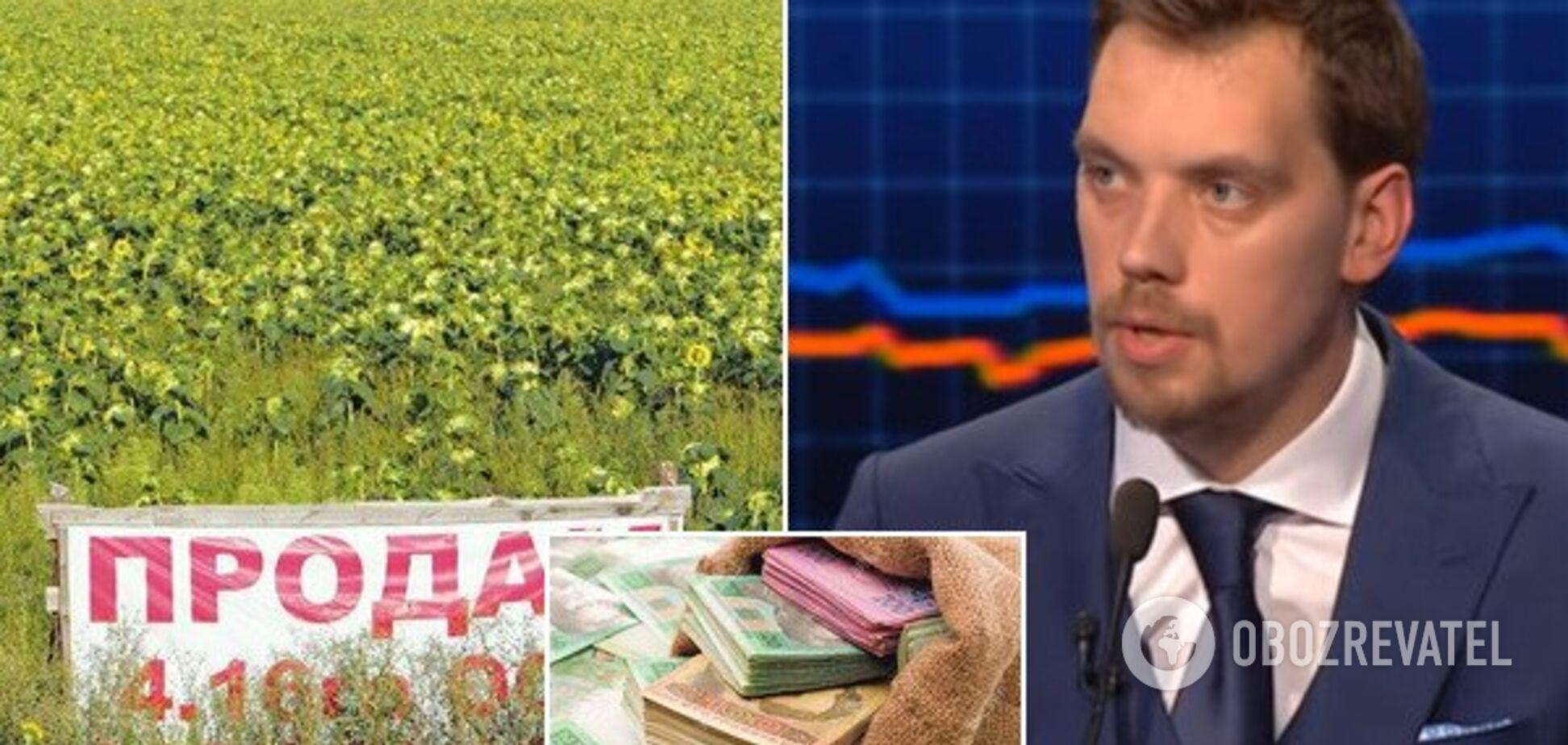 Новий Кабмін дозволить іноземцям купувати українську землю: що про це відомо