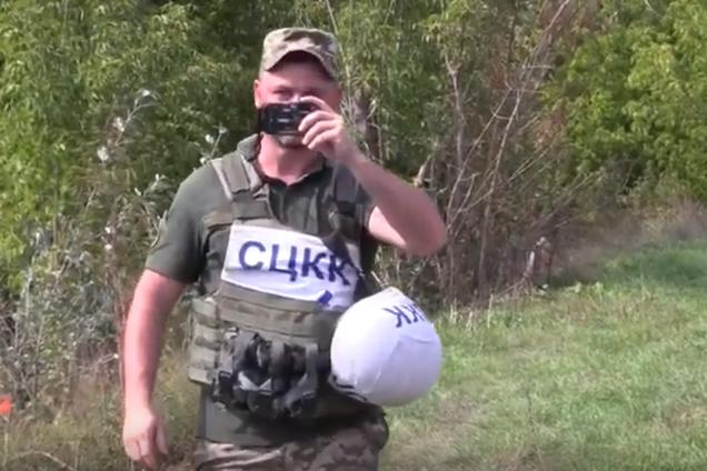 """Військовий поставив на місце пропагандиста """"ЛНР"""""""