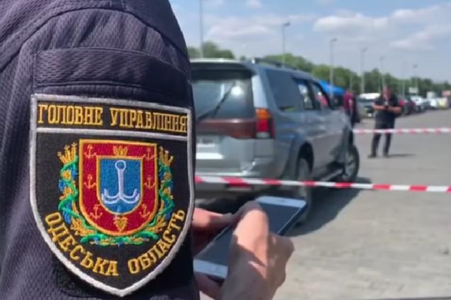 В Одесі чоловік влаштував справжній дебош
