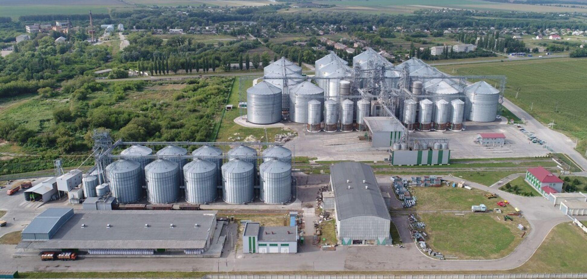 Елеватори 'Укрлендфармінг' прийняли 500 тисяч тонн зернових нового врожаю
