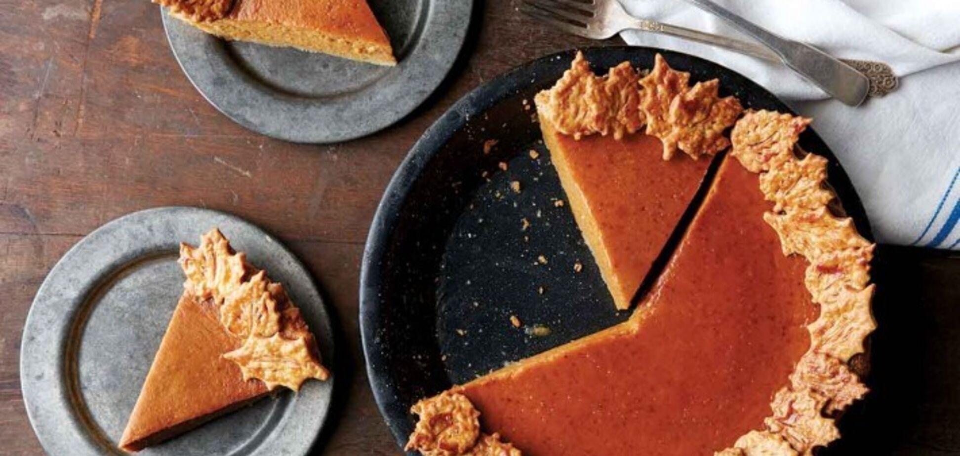 Рецепт вкуснейшего кекса из тыквы