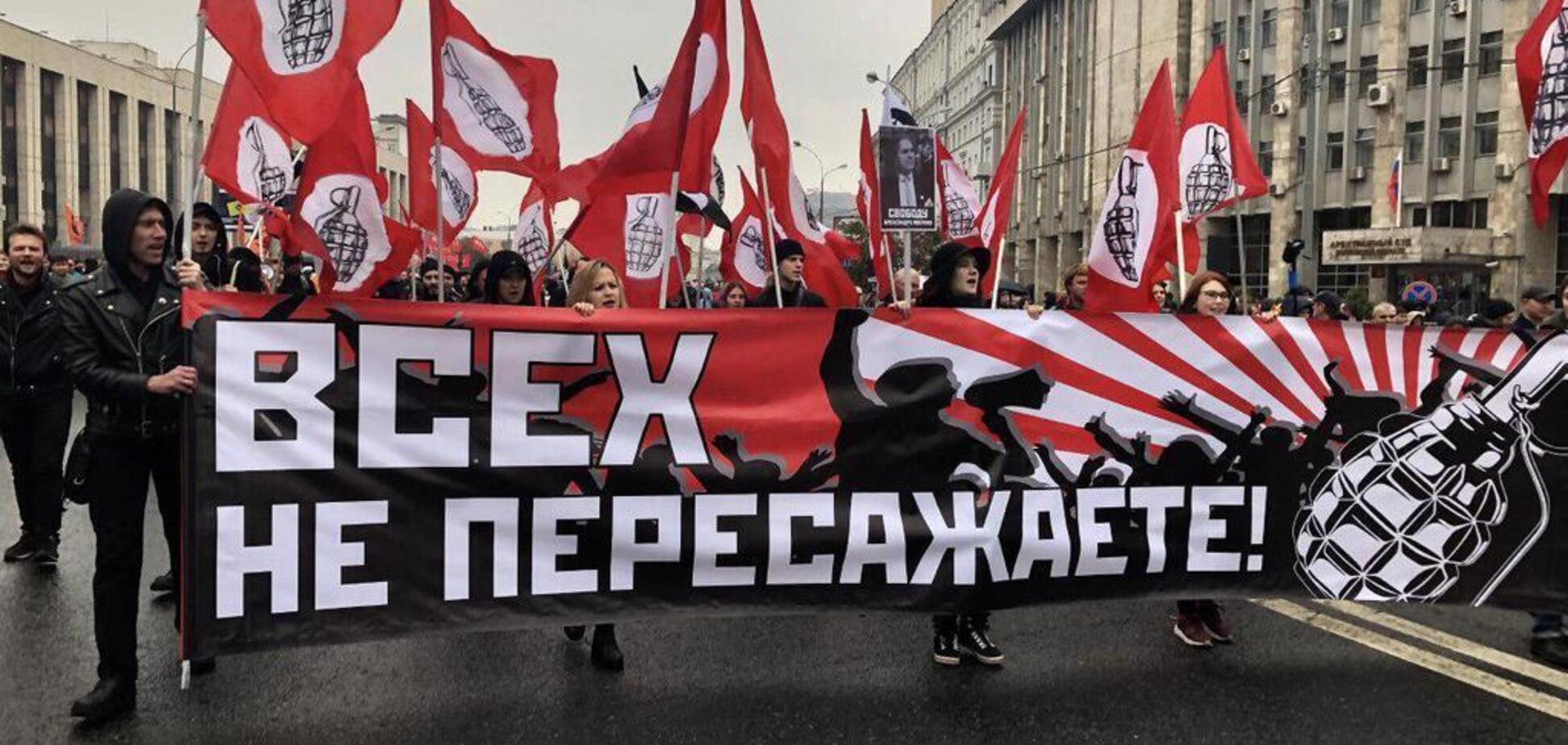 Пахнет Майданом: хоть Путину и не нравится