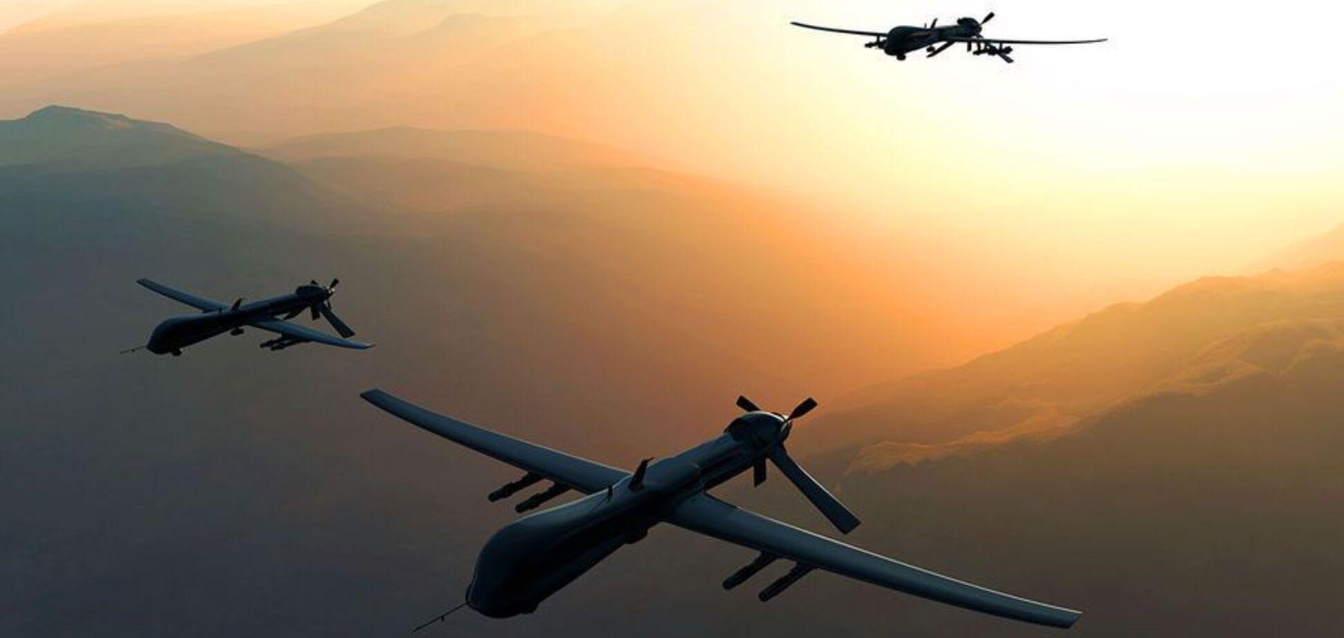 Новые грани войны: атака дронов