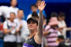 <strong>Світоліна виграла матч-трилер</strong> на турнірі в Китаї