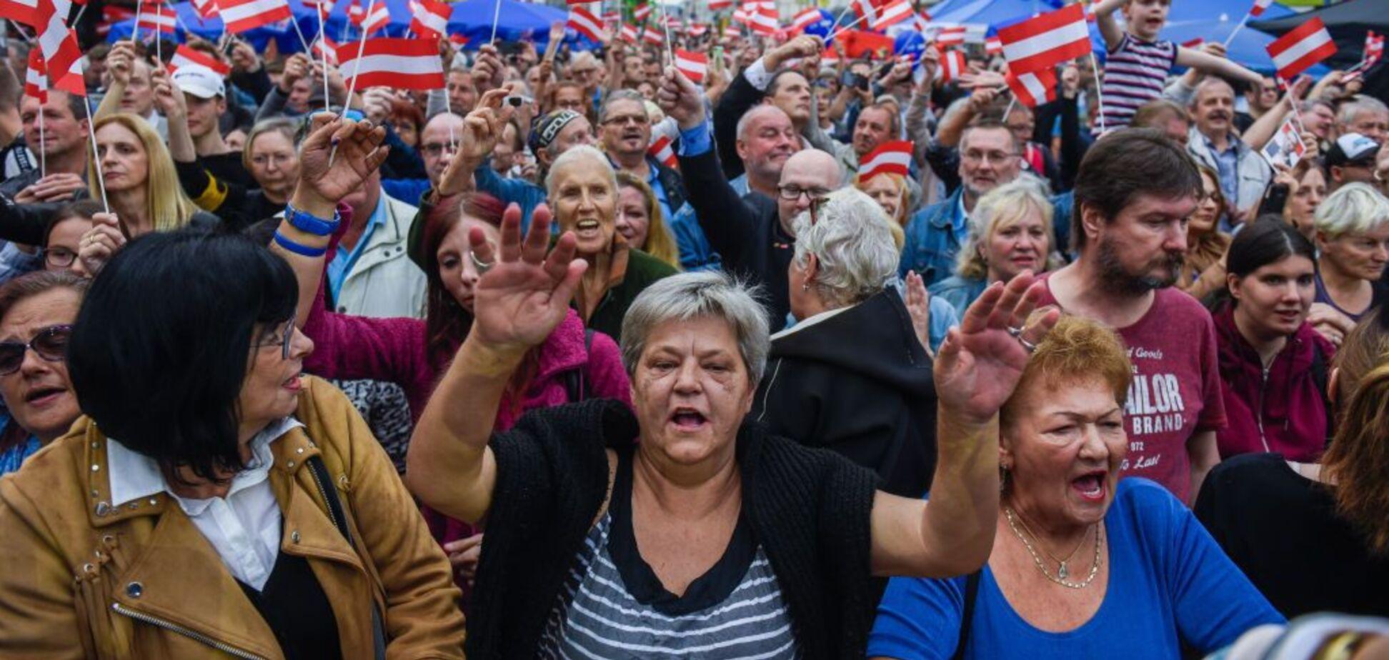 На парламентских выборах в Австрии победил 'друг' Путина: что дальше