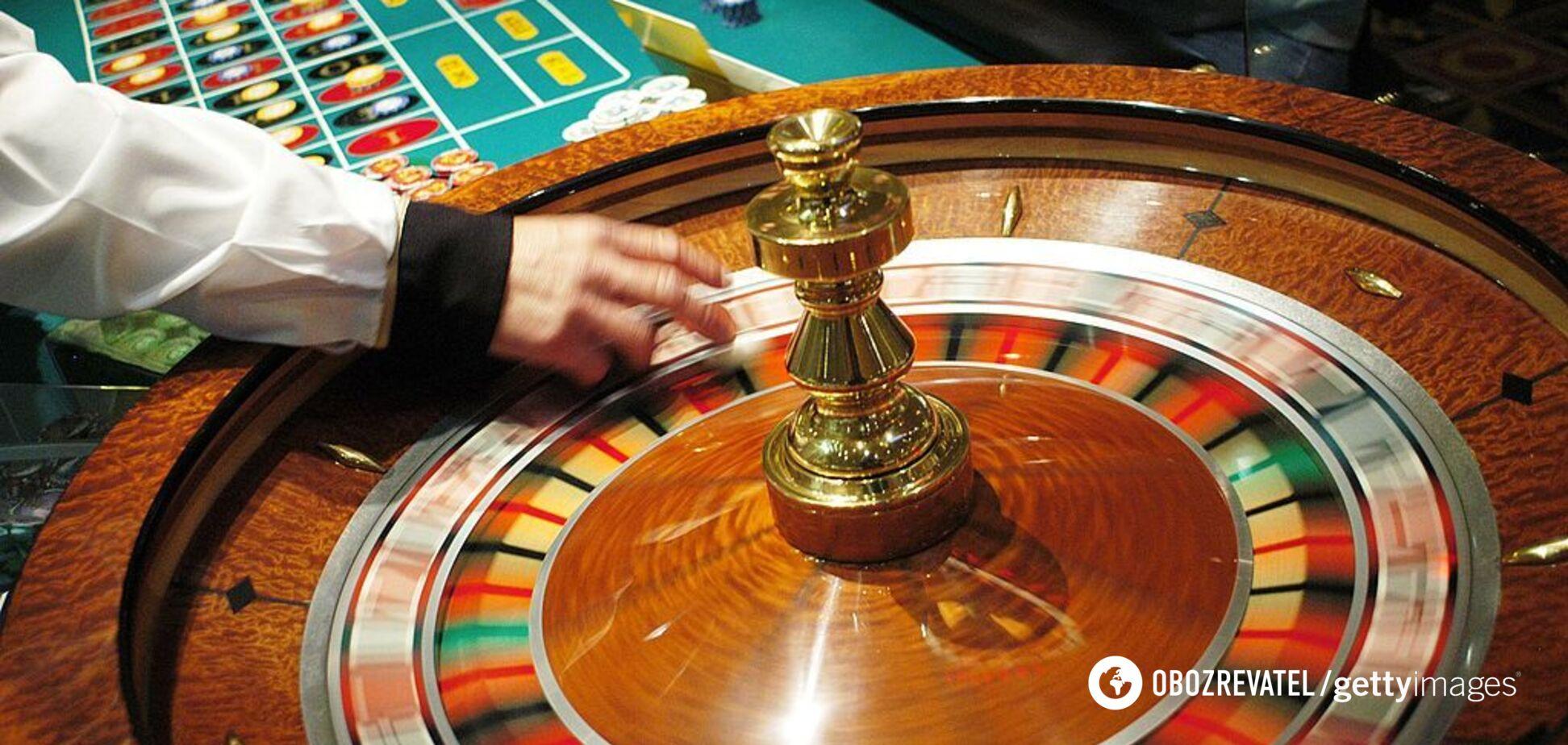 Легализация казино помогла бы Украине получить статус страны без коррупции