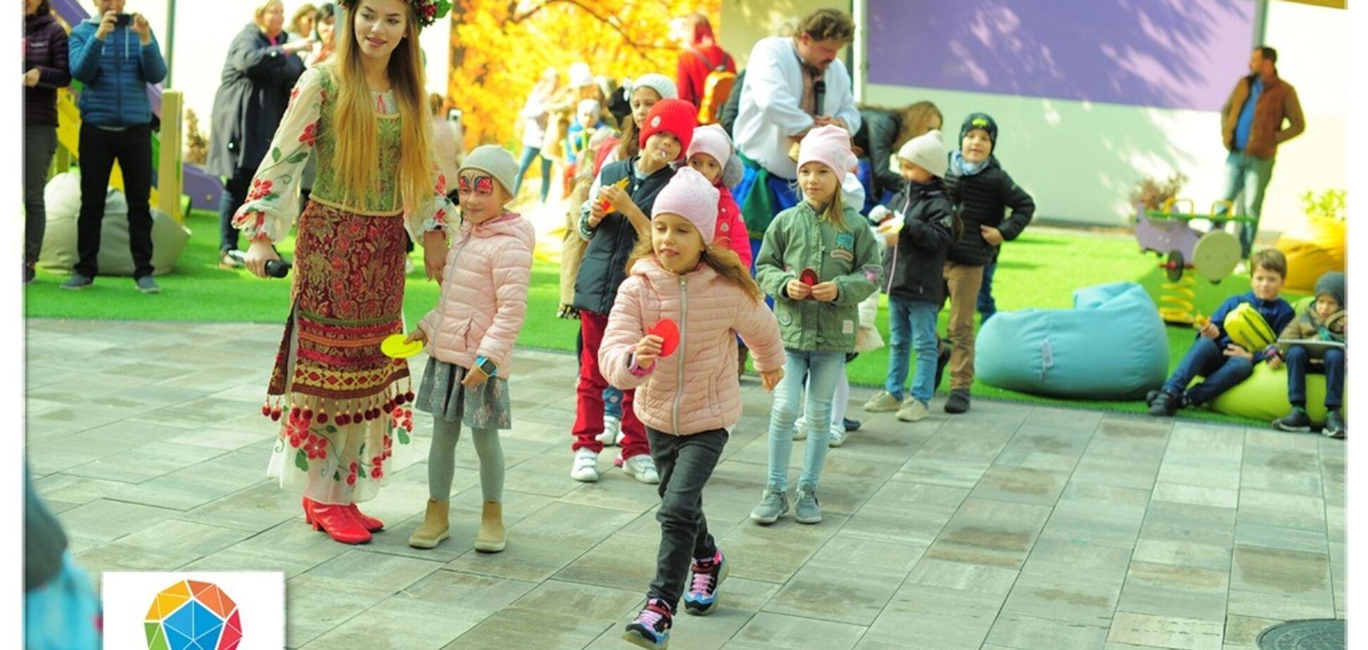 У Києві відбувся перший 'Марафон добрих справ': фото