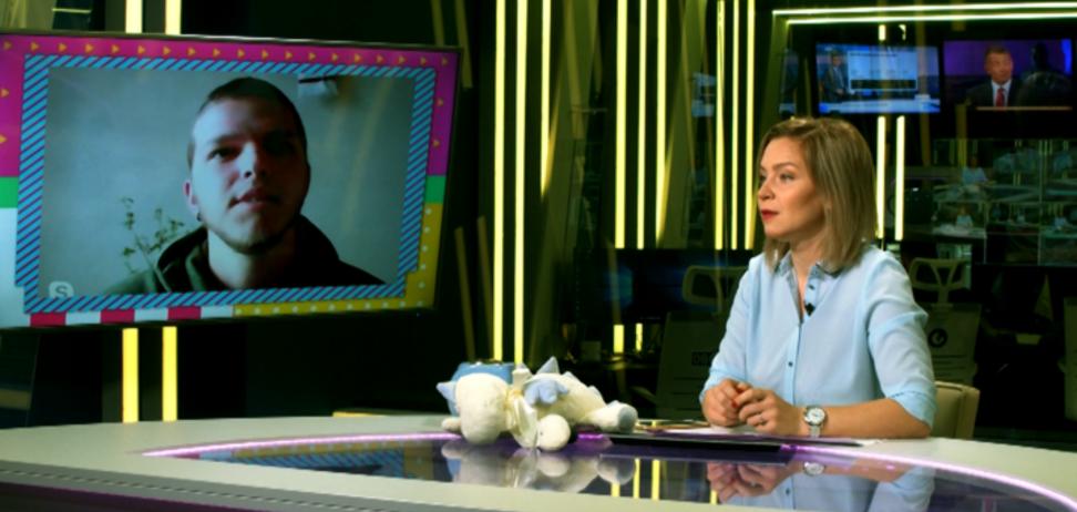 ''Ты – наркоман!'': скандал на съемочной площадке телеканала ''Интер'' может закончится в суде