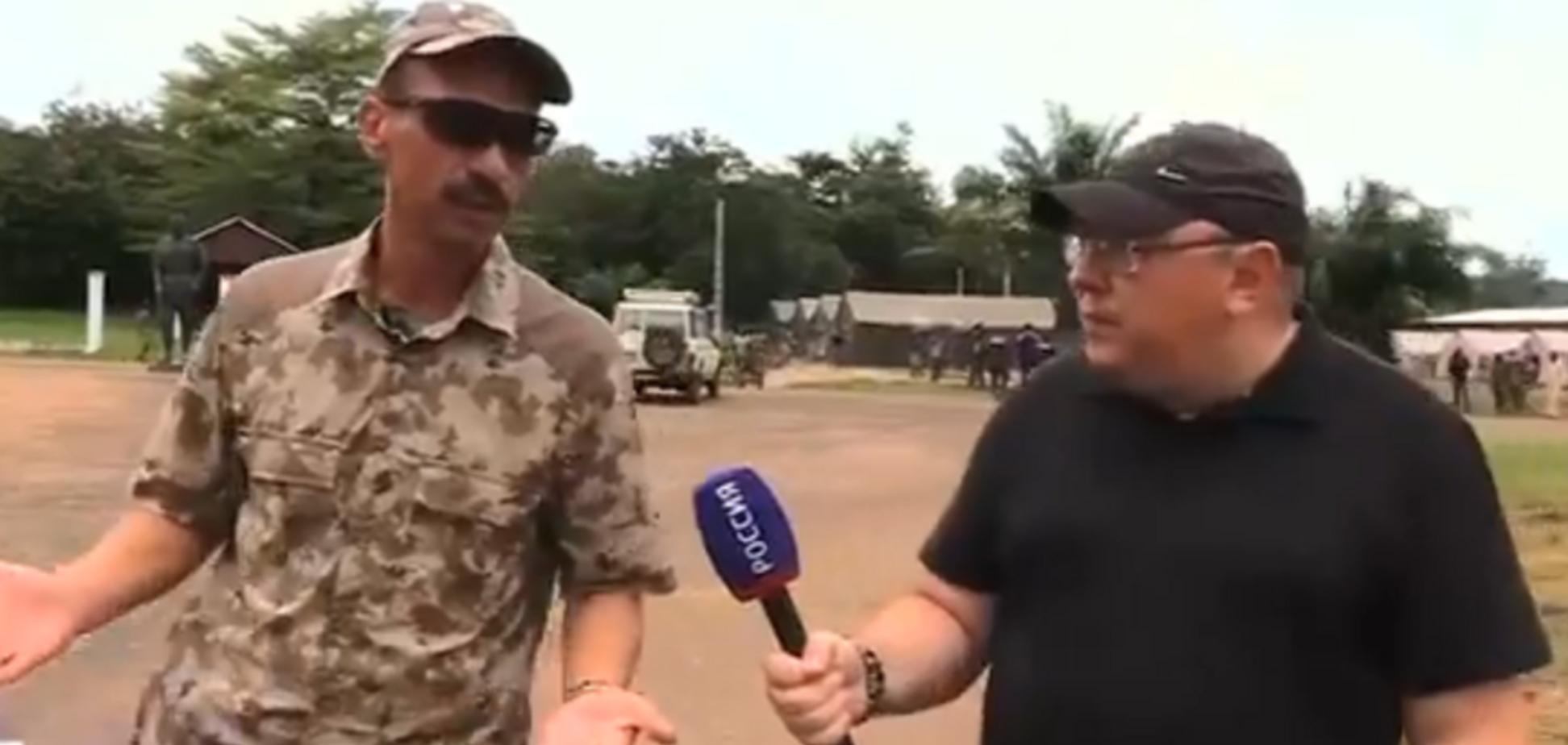 'Не имеем никакого отношения!' РосТВ случайно засветило доказательства против наемников Путина в ЦАР
