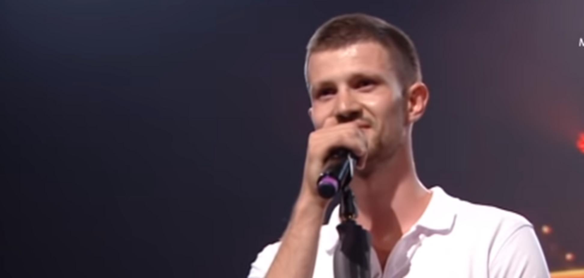 'Полякова так страстно смотрела': участник 'Х-фактор' восхитил сеть исполнением песни известного репера