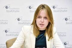 Навчалася у Москві: голова української делегації в ПАРЄ підтримала переговори з Росією