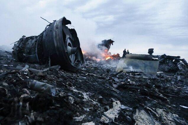 Катастрофа рейсу MH17 над Донбасом