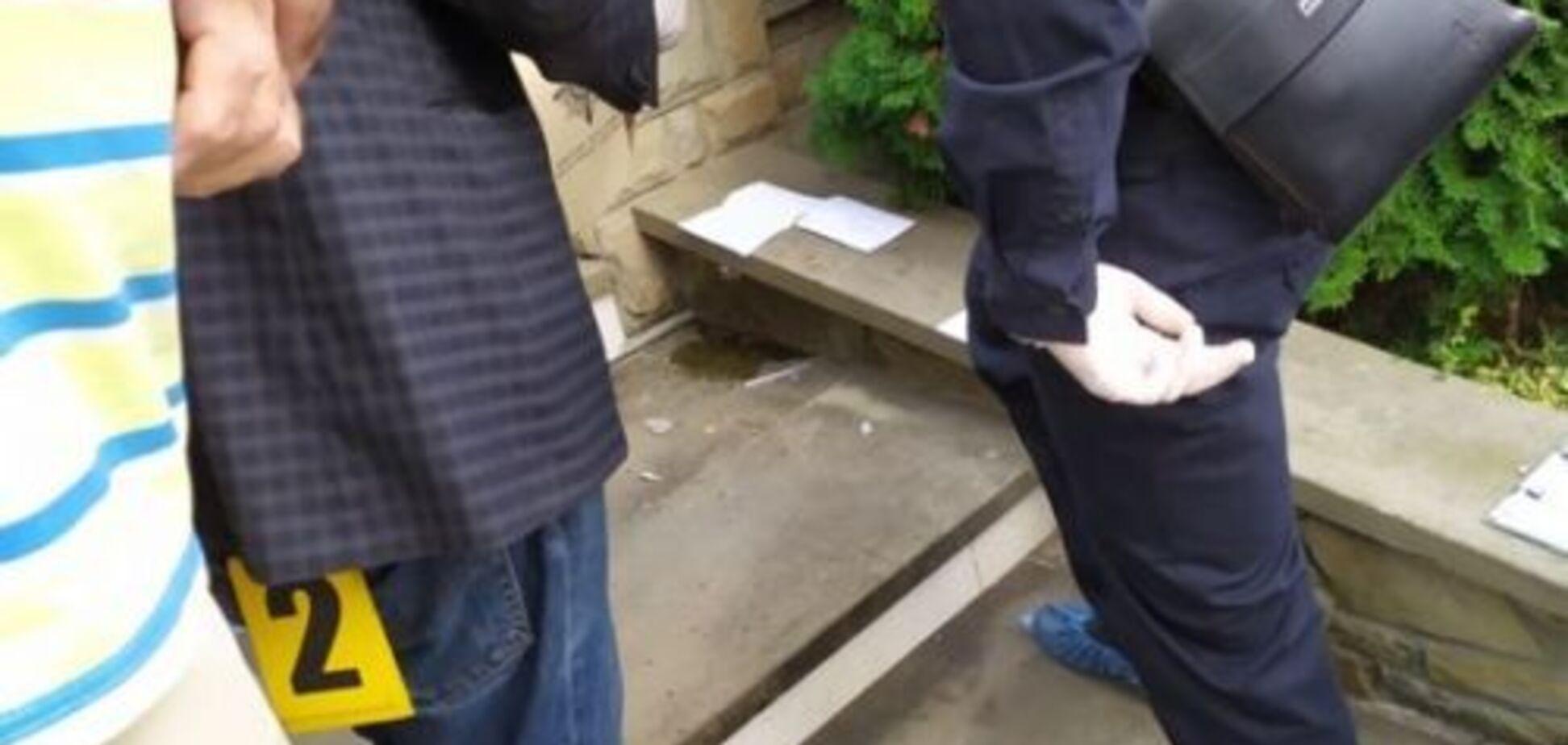 'Пам'ятай про смерть!' З'явилися нові подробиці вибуху у дворі ректора під Тернополем