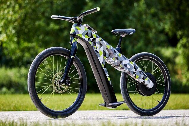 Концепт електровелосипеда під кодовою назвою Klement