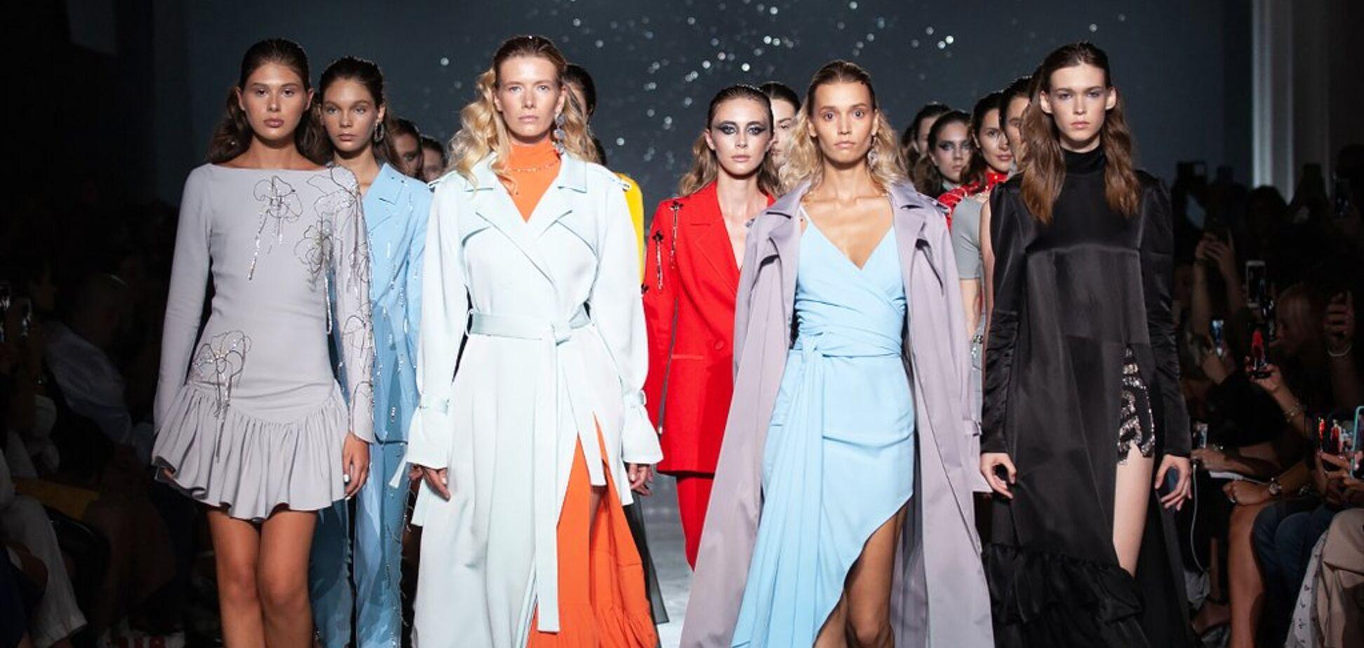 Ukrainian Fashion Week 2020: самые яркие образы Недели моды