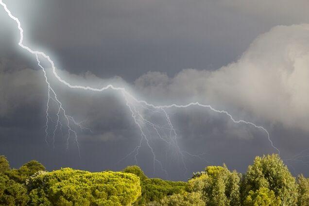 Буря в Україні