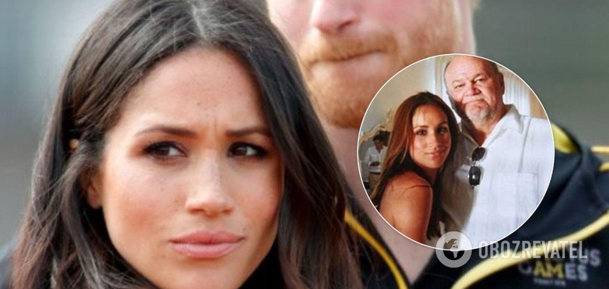 'Це лицемірство!' Батько Меган Маркл публічно розкритикував доньку і принца Гаррі