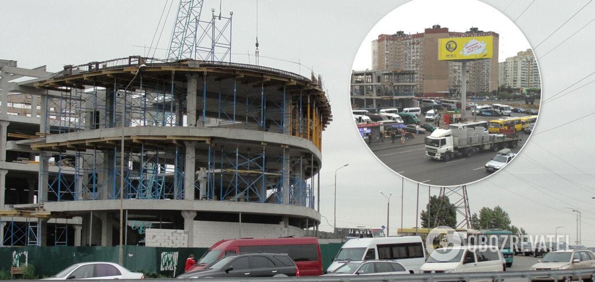 Забудова Києва
